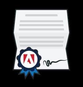 NextADV Certificazione Adobe