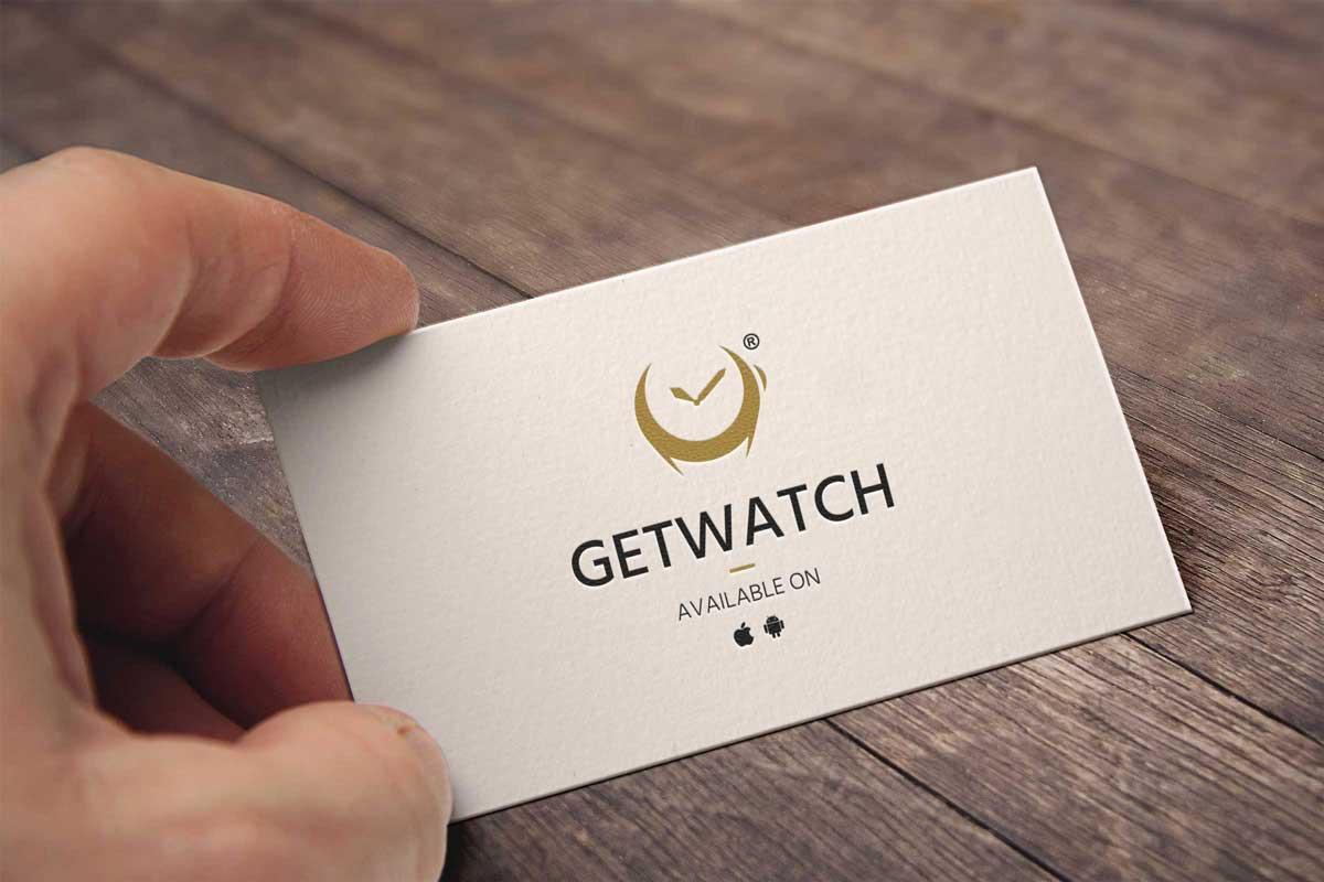Biglietto da visita Getwatch